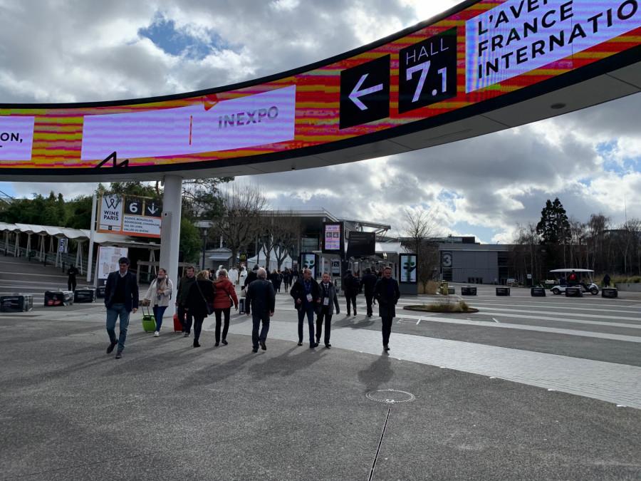 Visita à Feira VINEXPO Paris Image