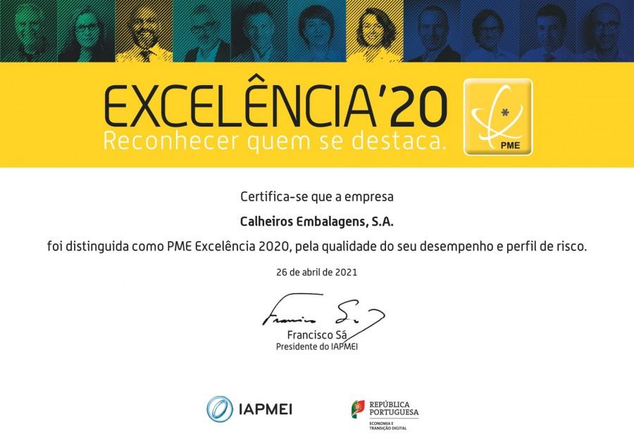 PME Excelência 2020 Image