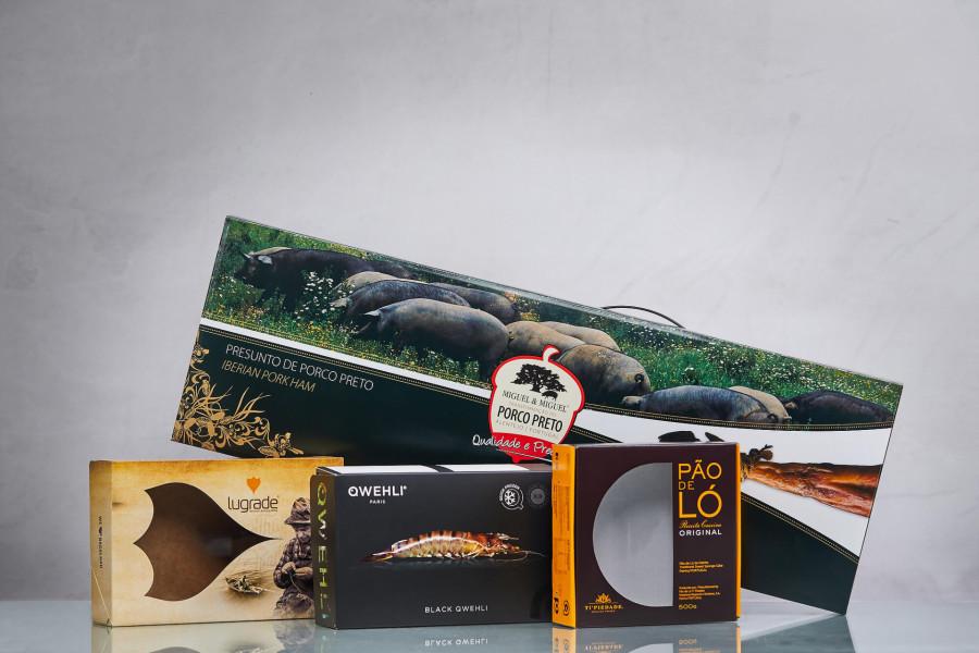 Embalagens para produtos alimentares. As soluções Calheiros Embalagens. Image