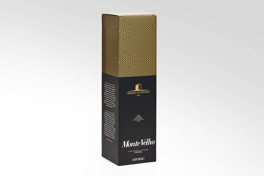 Caixa para 1 garrafa de vinho magnum Image