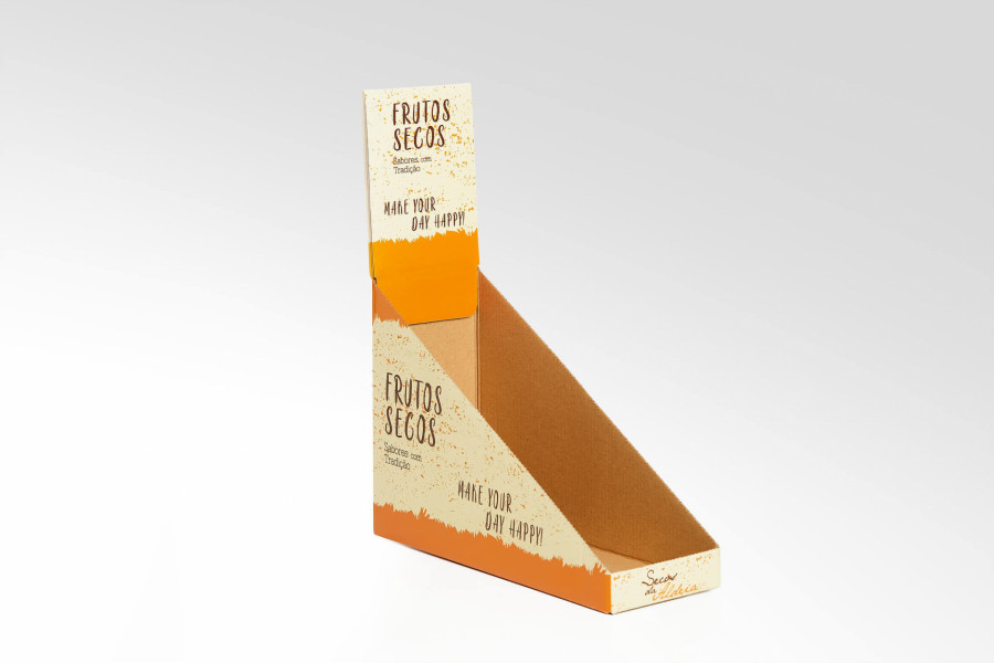 Caixa expositora de frutos secos Image