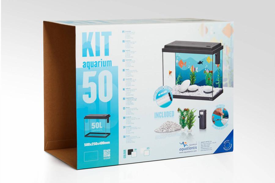 Embalagem para aquário Image